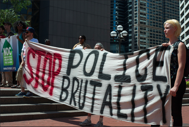 a victims recollection of an experience with police brutality Cops killed over 1,180 americans in 2017 get live facts about police brutality, violence, crimes, misconduct, and the growing american police state.